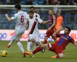Kardemir Karab�kspor 0-1 Bal�kesirspor
