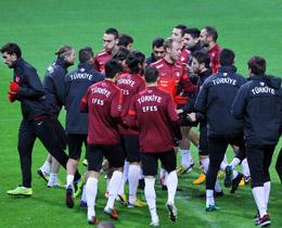 Andorra ve Romanya maçları aday kadrosu belli oldu