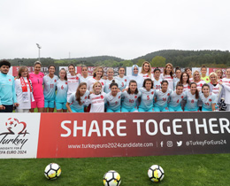 The introductory event of Turkeys UEFA EURO 2024 Candidacy made in Riva