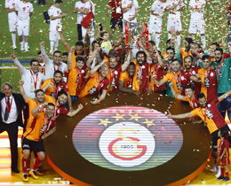 Galatasaray win 2015-2016 Ziraat Turkish Cup