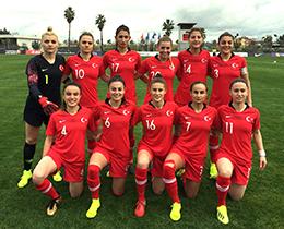 Kadın A Milli Takımının Avrupa Şampiyonası aday kadrosu açıklandı