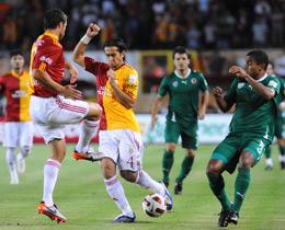 Galatasaray 0-2 Bursaspor