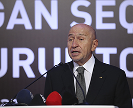 Nihat Özdemir elected as the President of Turkish Football Federation