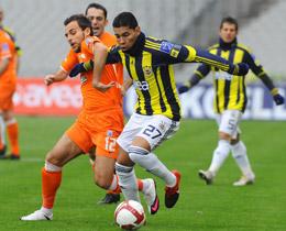Büyükşehir Belediyespor 2-1 Fenerbahçe