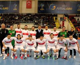 Futsal Milli Takımı, Ukraynaya 4-2 yenildi