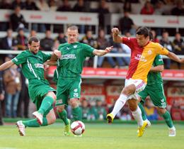 Galatasaray 0-0 Bursaspor