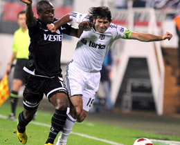 Beşiktaş 2-3 Manisaspor