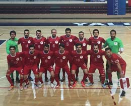 Futsal National Team beat Kosovo: 4-1
