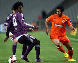 Büyükşehir Belediyespor 0-1 Galatasaray