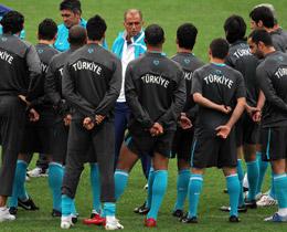 A Milli Takımın İspanya maçlarının aday kadrosu ve programı açıklandı