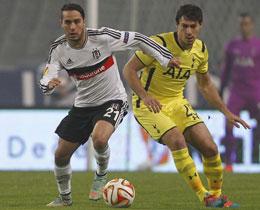 Beşiktaş 1-0 Tottenham Hotspur