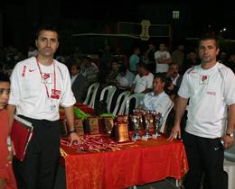 Zafer bayramı samsun fatih mah sokak futbol turnuvası