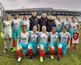 Womens A National Team lose to Faroe Islands: 2-1