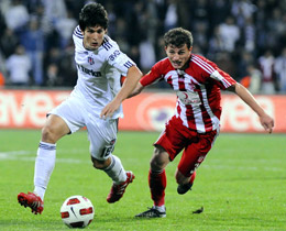 Beşiktaş 2-1 Sivasspor