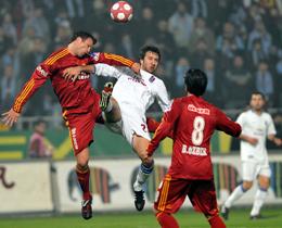 Trabzonspor 1-0 Galatasaray