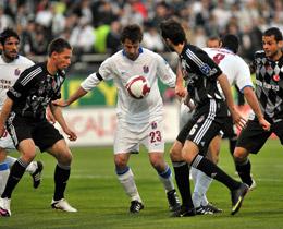 Beşiktaş 0-0 Trabzonspor