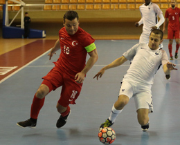 Futsal National Team lose to France: 5-1