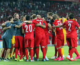 Turkish A National Team Squad Announced for Czech Republic and Iceland Matches