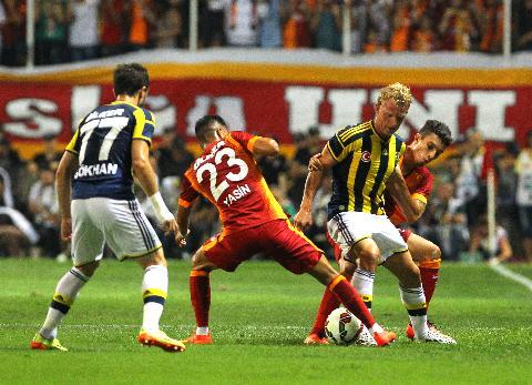 Суперкубок Турции. Фенербахче - Галатасарай 0:0 (3:2). Стамбульское дерби - за канарейками - изображение 4