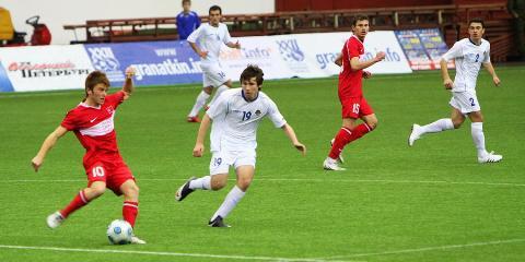 Türkiye 2-1 Azerbaycan