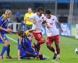 Ukraine 0-3 Turkey