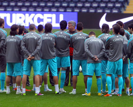 Critical test for Turkey in EURO 2012 Qualification Round