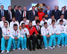 Official mascot of FIFA U20 World Cup Turkey 2013 launched