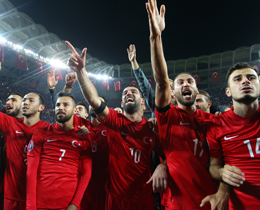 Turkish A National Team in Euro 2016 Finals
