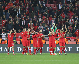 Turkey 4-0 Moldova