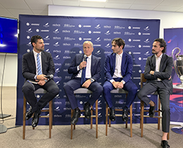 Yardımcı and Altıntop introduced the preparations for the Champions League Final in London