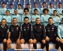 Futsal U19 National Team beat Moldova: 4-1