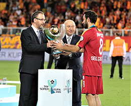 Galatasaray win 2019 TFF Super Cup