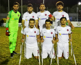 Amputee Football World Cup: Turkey comes second