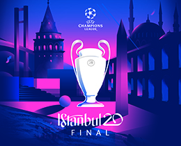 2020 UEFA Champions League Final host city İstanbul launch new website for fans