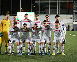 U21s lost against Andorra: 2-0