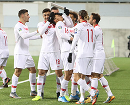 Andorra 0-2 Turkey