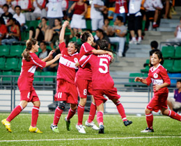 Turkey will host UEFA European Womens U19 Championship in 2012