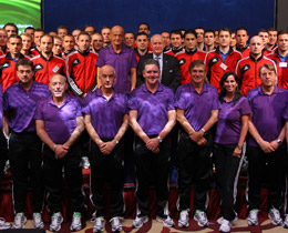 UEFA Winter Referee Course started