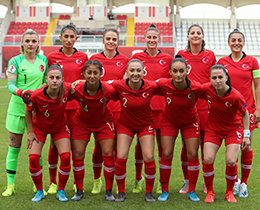 Womens A National Team draw with Estonia: 0-0