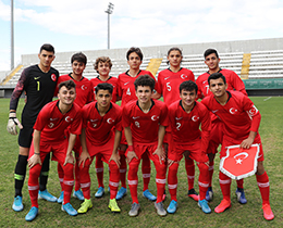 U16s beat France after penalty shoot-out: 3-1
