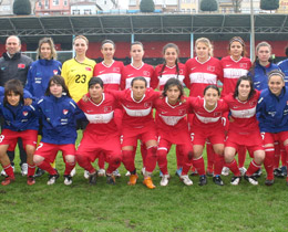 U19 Womens lose to Romania: 3-2