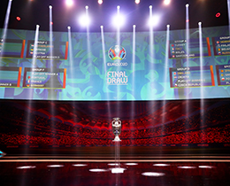 UEFA EURO 2020 finals draws made