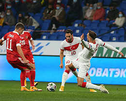 Russia 1-1 Turkey