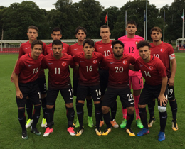 U17s lose to Italy: 2-0